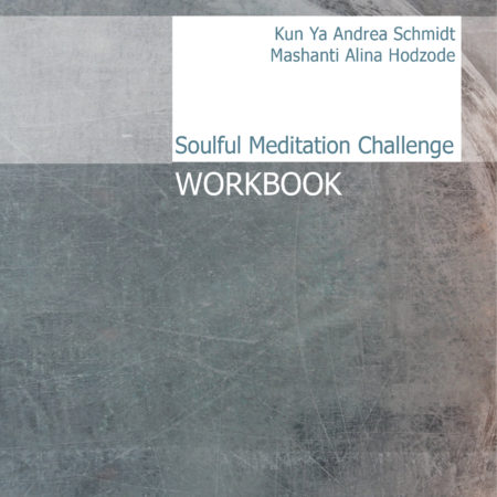 Workbook Soulful Meditation Challenge von Integrale Vision